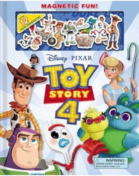 Magnetic Fun : Disney Pixar Toy Story 4