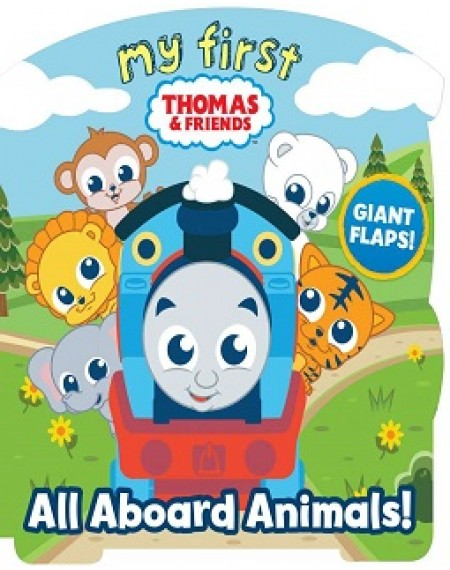 My First Thomas All Aboard Animals