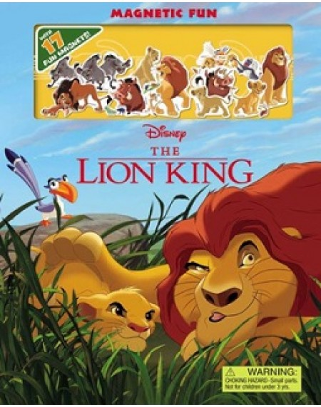 Magnetic Fun : Disney The Lion King