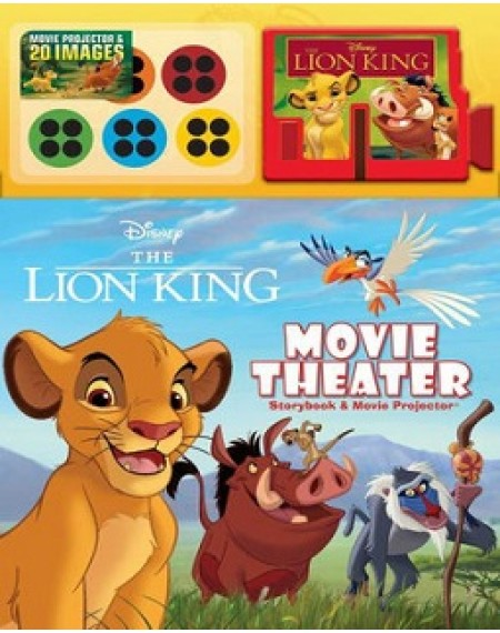 Disney The Lion King : Movie Theater Story book