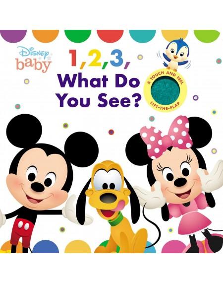 Disney Baby 1,2, 3  Peek A Boo