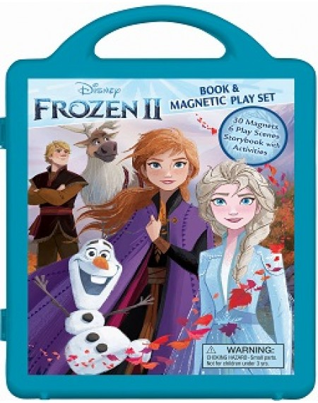 Disney Frozen 2 Magnetic Play Set