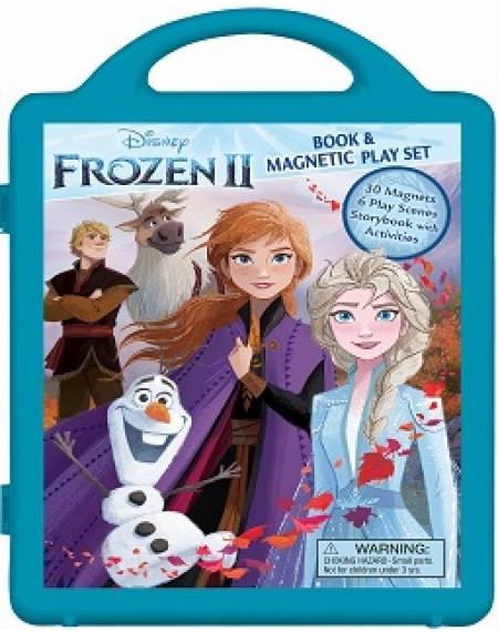 Disney Frozen 2 Magnetic Play Set