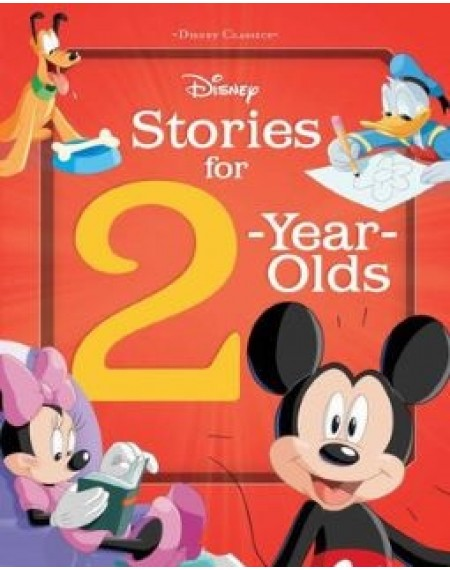 Disney Classic Stories for 2 Year Olds