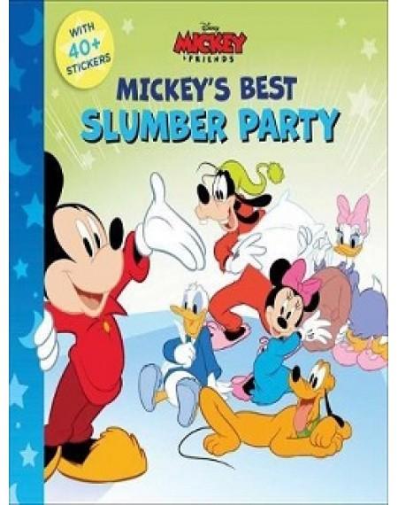 Disney: Mickey's Best Slumber Party