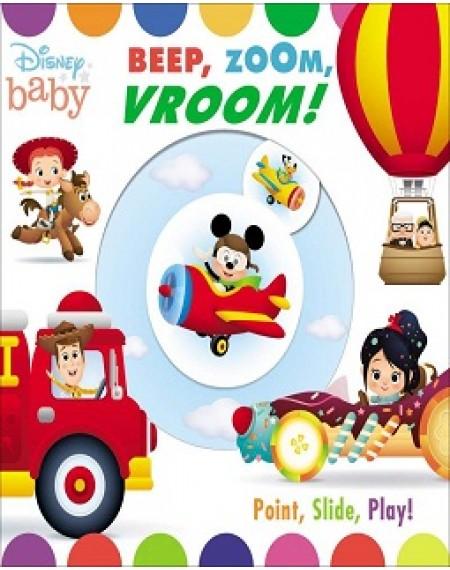 Disney Baby: Beep, Zoom, Vroom!