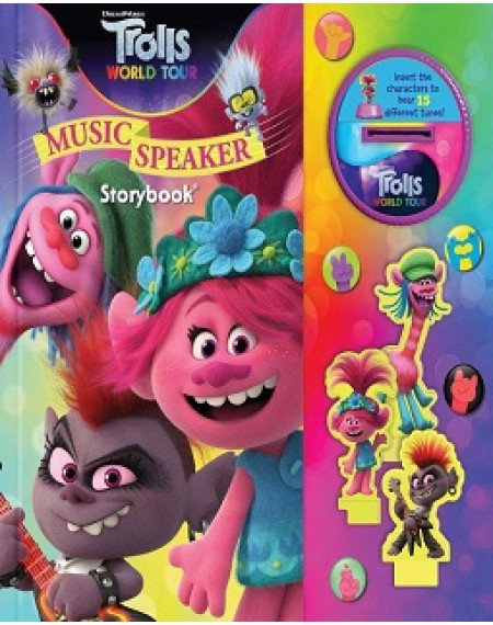 DreamWorks Trolls 2 World Tour: Music Speaker