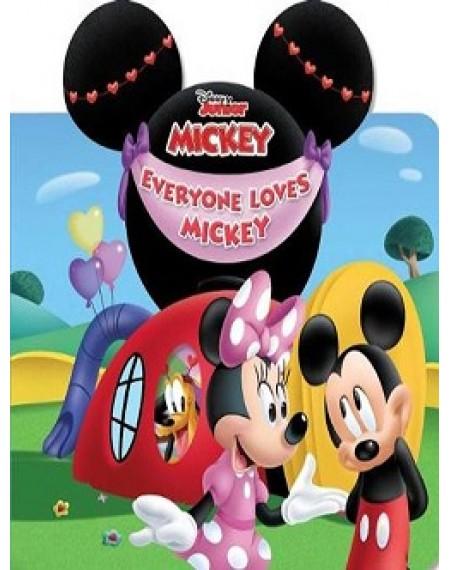 Disney Everyone Loves Mickey