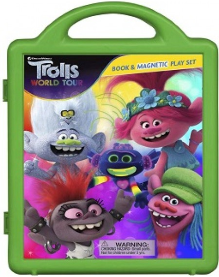 DreamWorks Trolls World Tour: Magnetic Playset