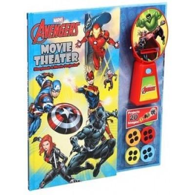 Movie Theater Storybook