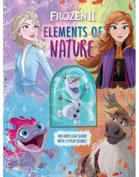 Disney Frozen 2 Elements Of Nature