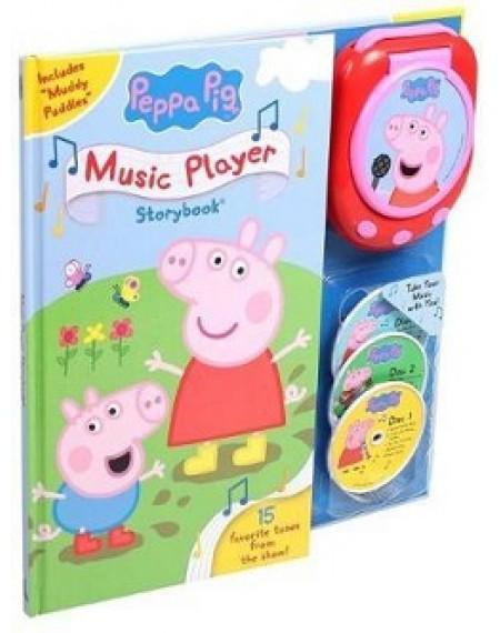 Music Player : Peppa Pig