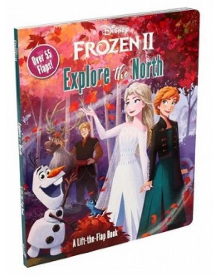 Disney Frozen 2 Explore The North