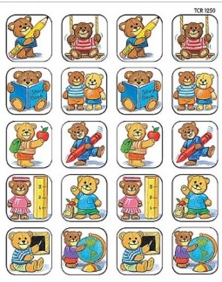 Stickers : School Bears