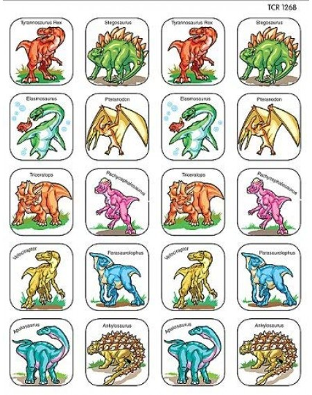 Stickers : Dinosaurs