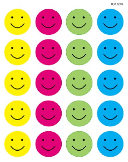 Stickers : Happy Faces