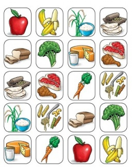 Stickers : Food