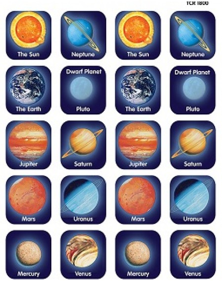 Stickers : Planets