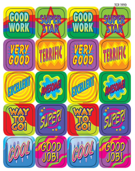 Stickers : Good Work