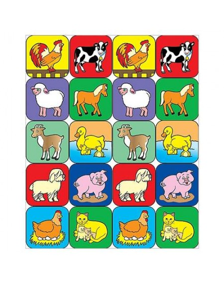 Stickers : Farm Animals
