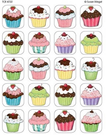 Stickers : Cupcakes