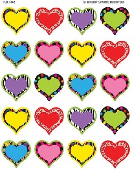 Stickers : Fancy Hearts