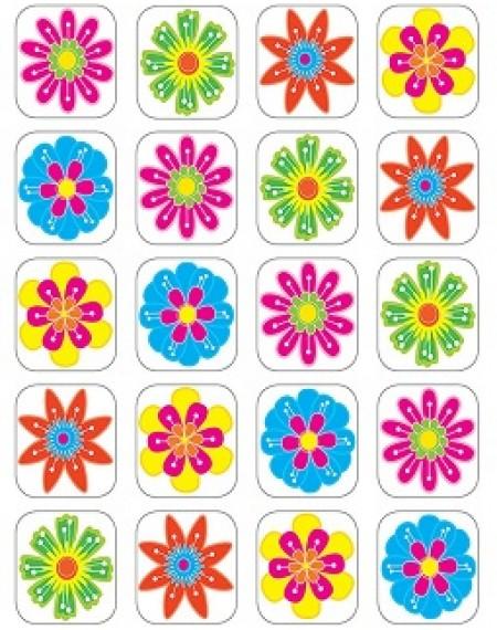 Stickers : Fun Flower