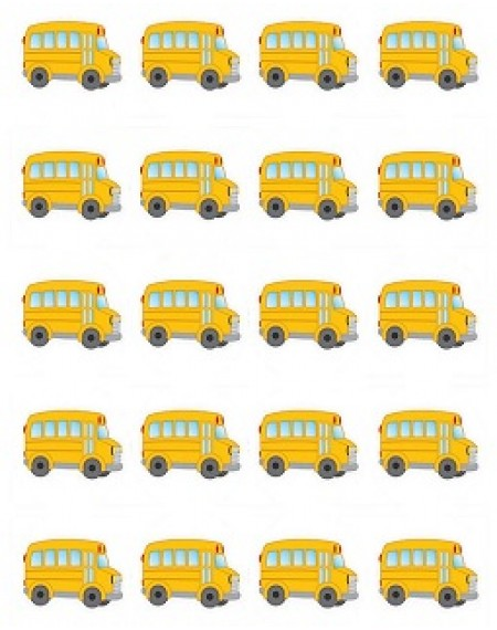 Stickers : School Bus