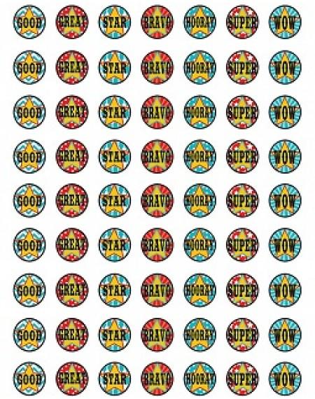 Carnival Mini Stickers