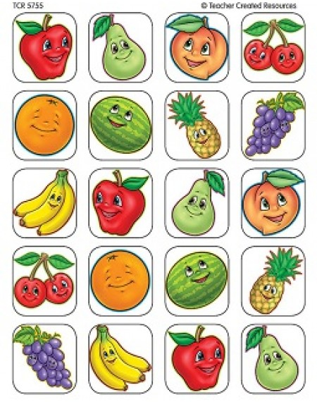 Stickers : Fruits