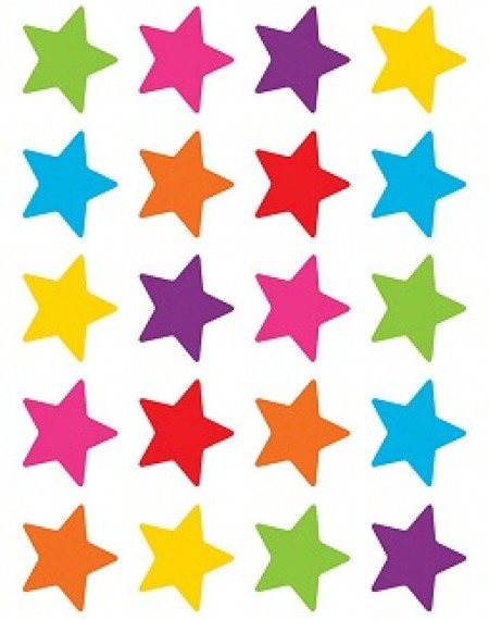 Bright Star Stickers