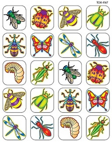 Stickers : Insects