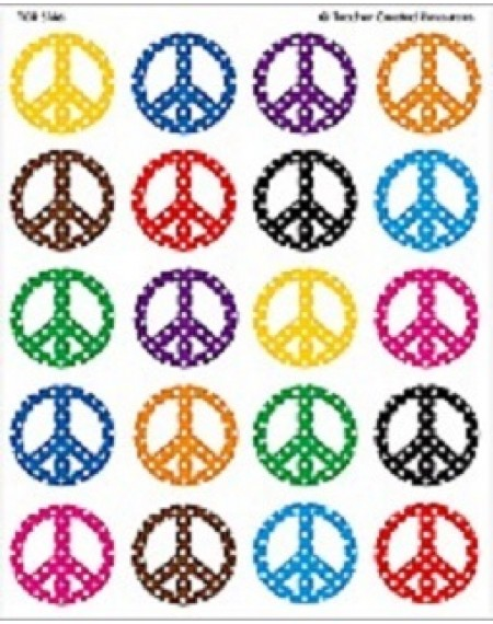 Stickers : Peace Signs