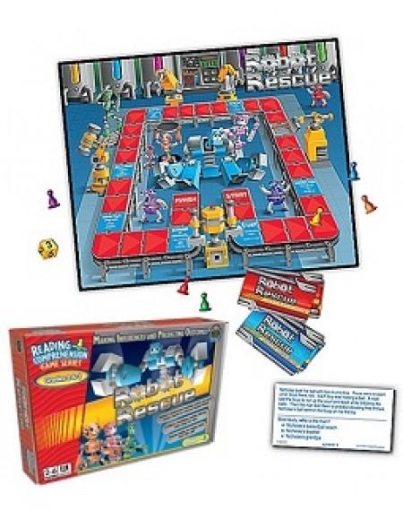 Game : Robot Rescue Grade 2-3