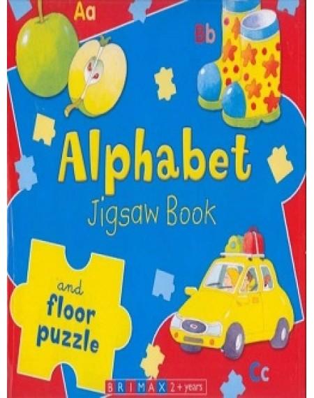 Alphabet Jigsaw Book