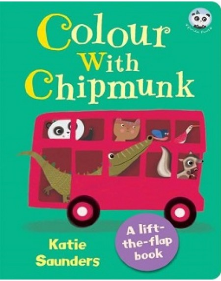 Colour With Chipmunk