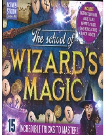 Activity Gift Box : The School of Wizard's Magic