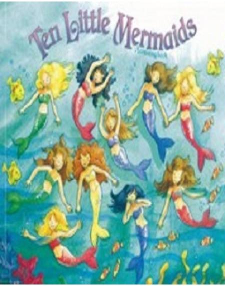 Picture Book : Ten Little Mermaids