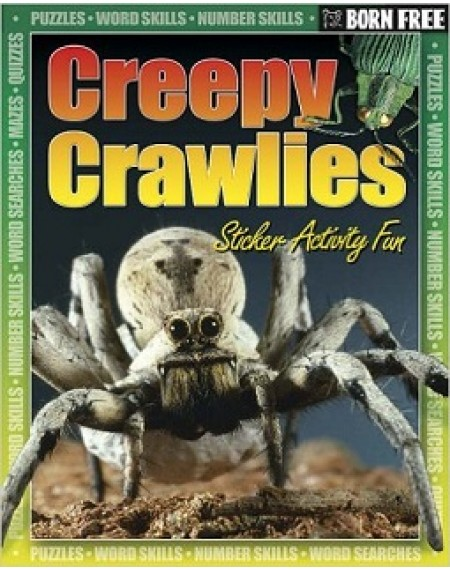Born Free : Creepy Crawlies