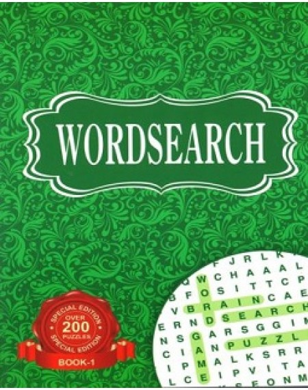 Classic/Series 4100 Word Search Book