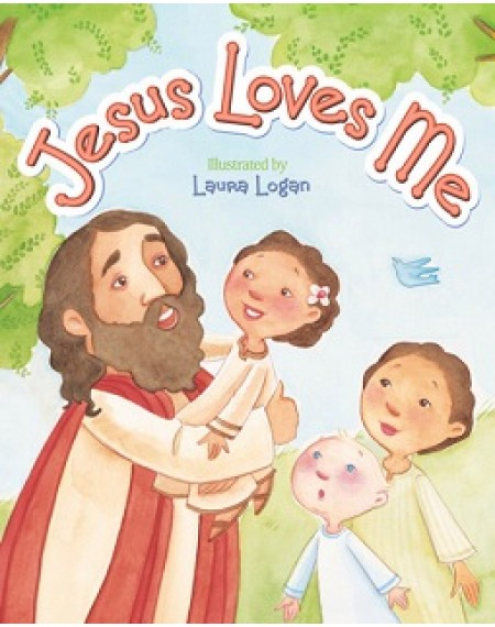 Jesus Loves Me (HC)