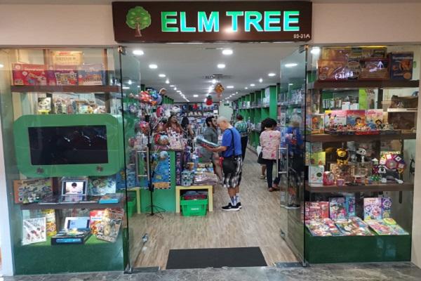 Elm Tree Orchard Paragon