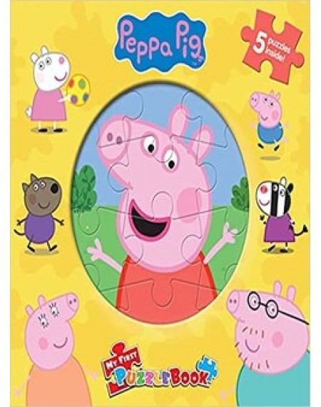 My First Puzzle Book : Peppa Pig